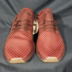 Adidas Deerupt Runner Men's Burgundy